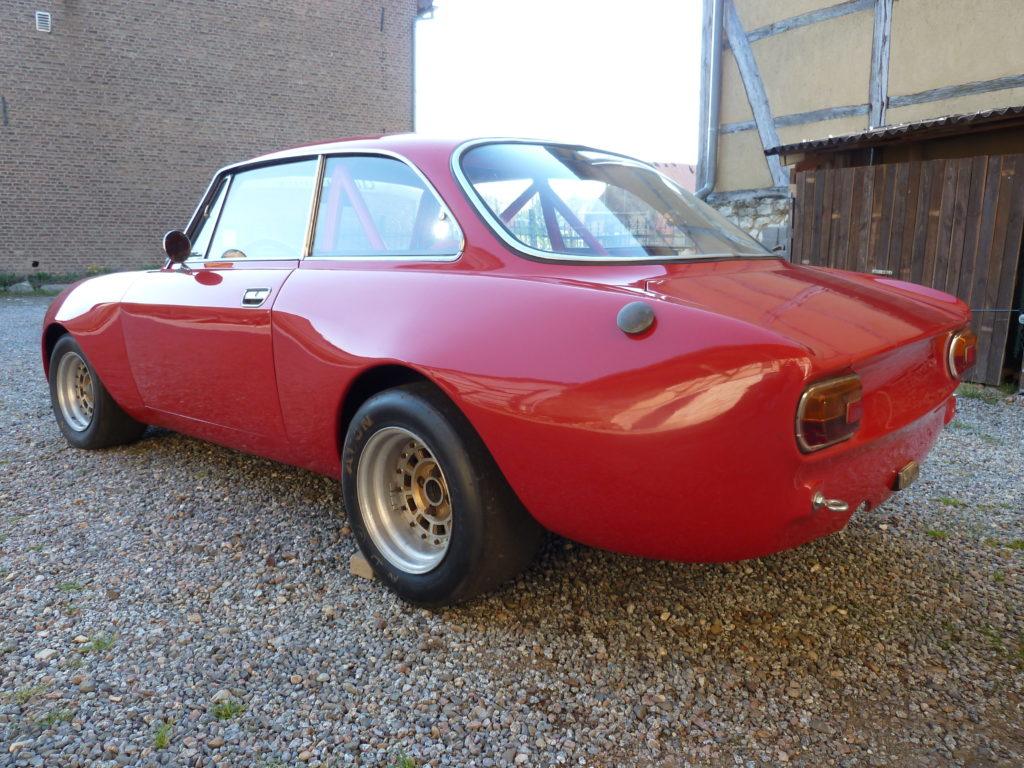 Alfa Romeo GT 1300 Junior – GTA recreation large