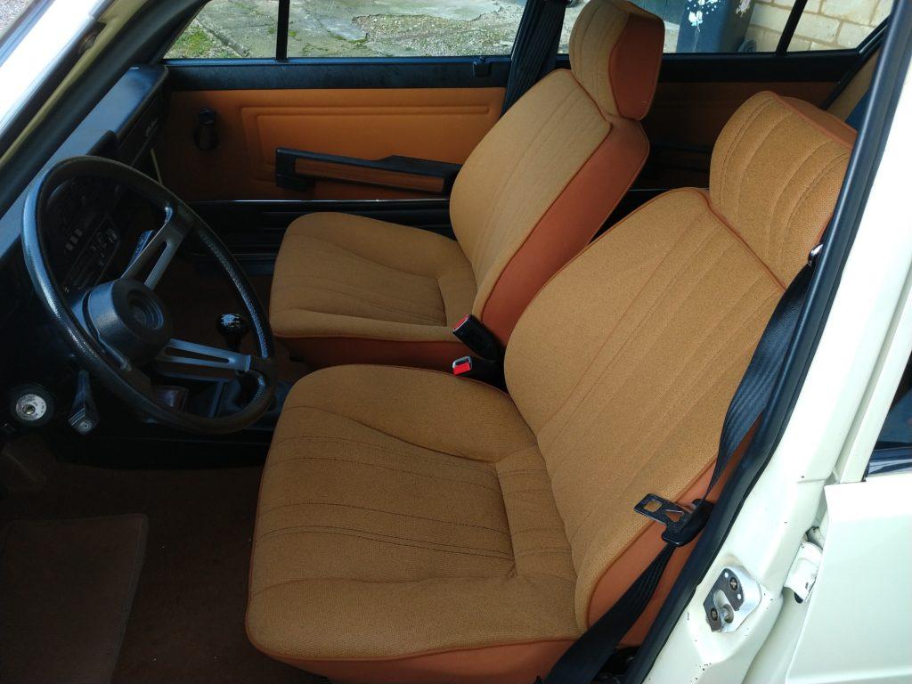 Alfa Romeo Alfasud 1.2 61.000 KM PERFECT ! large