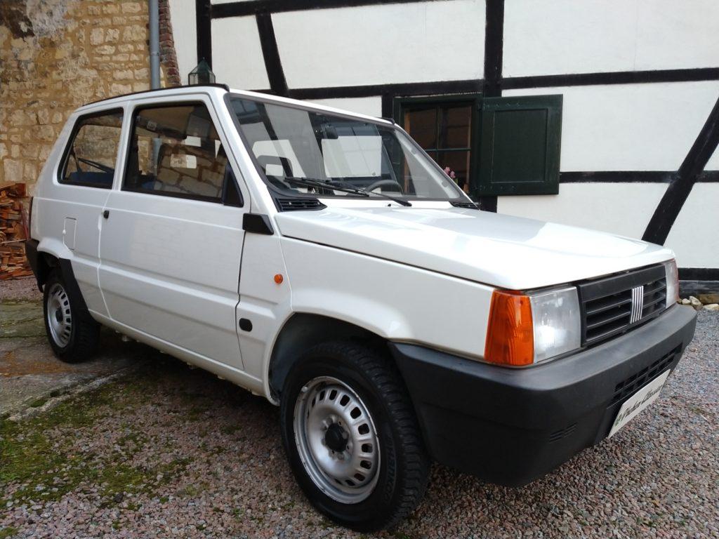 Fiat Panda 1.1 Young 20.000 KM  BIJNA NIEUW ! large