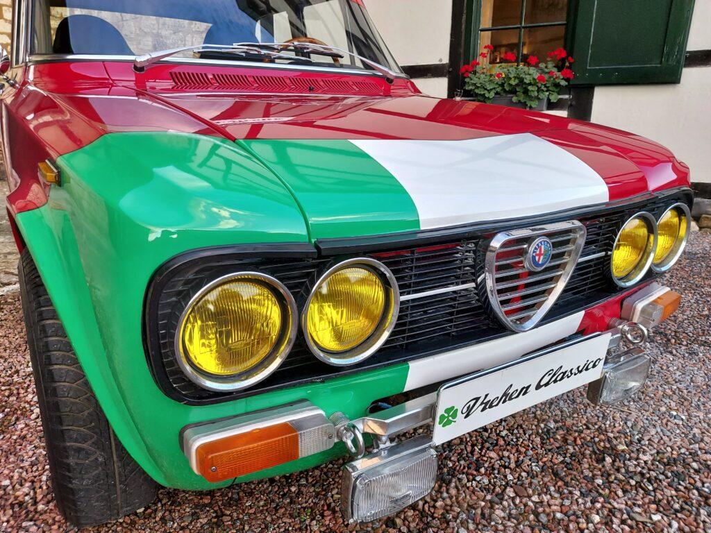 Alfa Romeo Super 1.6 Lusso large