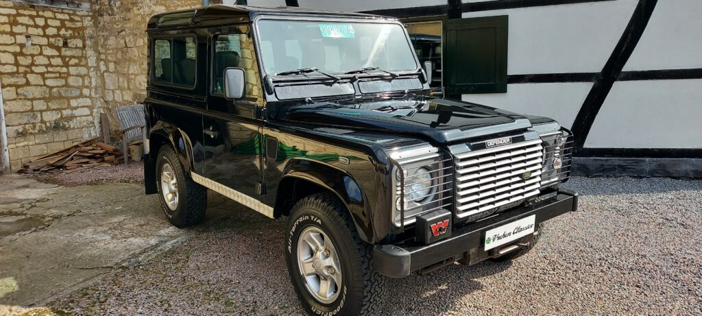 "Land Rover Defender 90 TD 5 ""X Tech"" 73.000 KM ! ! ! large"